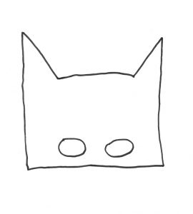 batmanmasktemplate