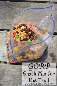 How to Make Gorp: A Great Snack for Hiking