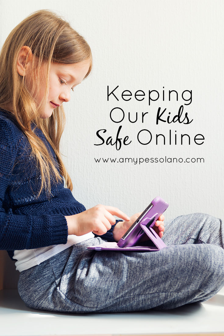 Can we really keep our kids safe online?