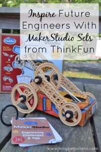 Inspire Future Engineers With MakerStudio Engineering Toys