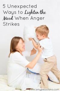 5 Unexpected Ways to Lighten the Mood When Anger Strikes